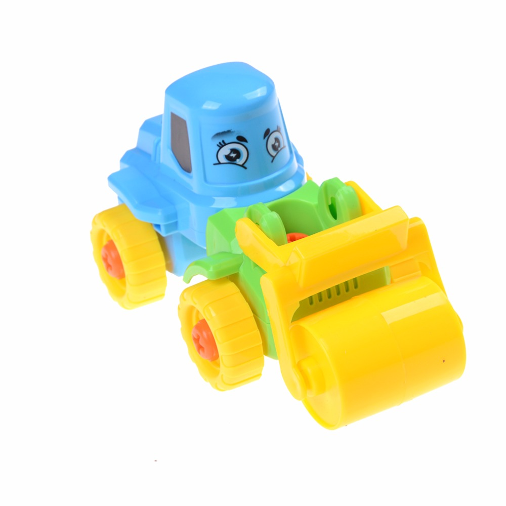 Disassembly Assembly Car Classic Toy With Screw Driver Nut Toy Car Montessori Early Educational Puzzle Toys For Children Kid