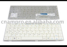 New Notebook Laptop keyboard for ASUS Eee Pc EeePC 700 701 701SD 900 901 900hd 900A 2G 4G 8G White TR Turkish - MP-07C63TQ-5281
