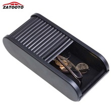 ZATOOTO  New Car Coin Holder Organizer Holder  Debris pouch Stowing Tidying Box Car Accessories