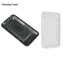 Running Camel back cover housing for Apple iPhone 3G 3GS 8GB 16GB 32GB Battery Door Case replacement