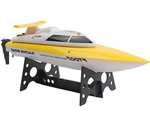 FeiLun FT007 4Channel 2.4GHz Remote Controller Brushed Motor Speedboat RC Racing Boat High Speed 20KM/H RTR(China)