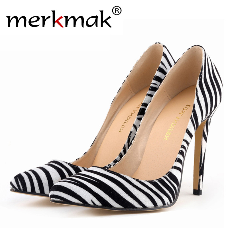 Vintage Sexy Flock High Heels Pointed Toe zapatos mujer Women Pumps Shoes 2017 Brand New Design Less Platform wedding shoes<br><br>Aliexpress