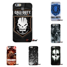 Call Of Duty 2 Black Ops Poster Slim Silicone Case For Xiaomi Redmi 4 3 3S Pro Mi3 Mi4 Mi4C Mi5S Mi Max Note 2 3 4(China)