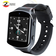 New Z80 smart watch android 5.1 OS MTK6580 Quad core Smartwatch With 3G wifi bluetooth GPS Google play store Heart Rate monitor