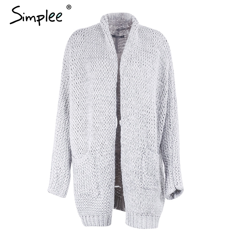Casual Long Cardigan, Loose Winter Sweater 21