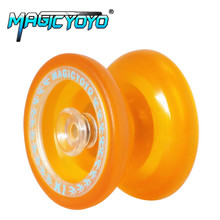 New Fashion Magicyoyo Spin ABS Professional Yoyo advanced Aluminum YO-YO Classic Toys Gift For Kids Children(China)