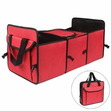 Big Ant Car Trunk Organizer auto organizer for Auto Front auto accessories Hold Vehicle Cargo Secure and Prevent Sliding
