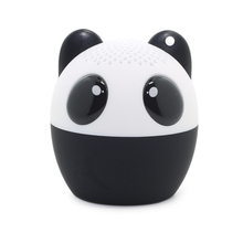 SHOOT Wireless Bluetooth Cute Animal panda dog Sound Speaker Portable Clear Voice Audio Player TF Card USB for Mobile PC