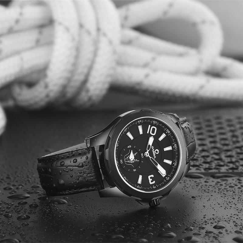 ساعة رجالية عصرية جميلة 2