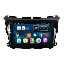 "10.1"" Android 1024X600 Car Audio Stereo Head Unit Autoradio Headunit for Nissan Murano 3G WIFI DVR OBDII Bluetooth Handsfree Kit(China)"