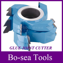 Profile Cutter Shaper Cutter Glue Joint Cutter for Woodworking Cutter Bit bo-sea(China)