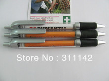 Advertising Banner Pens / Banner Pen with Scroll Image free shipping by Fedex 1000pcs/lot