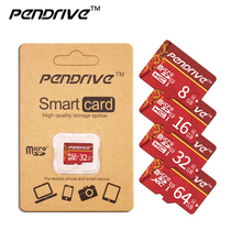 High speed microsd real capacity memory cards 4GB 8GB 16 GB 32 GB 64GB class 10 micro sd card TF card for Phone/Tablet pc(China)