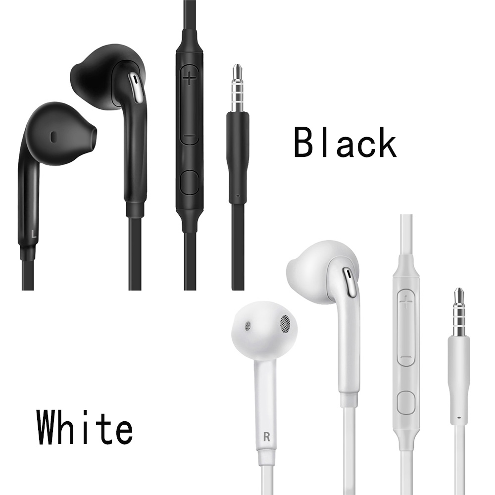 Headphones Music Earbuds Stereo Gaming Wired In-Ear Earphone With Microphone For xiaomi iPhone Samsung MP3 Music Headset (China)