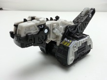 MT Dremworks Dinotrux White D-Structs Construction Half Truck Dragon Diecast Metal Loose New In Stock & Free Shipping