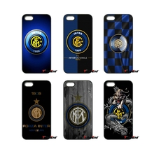 For HTC One M7 M8 M9 A9 Desire 626 816 820 830 Google Pixel XL One plus X 2 3 inter milan Milano Football Club Logo Phone Case(China)