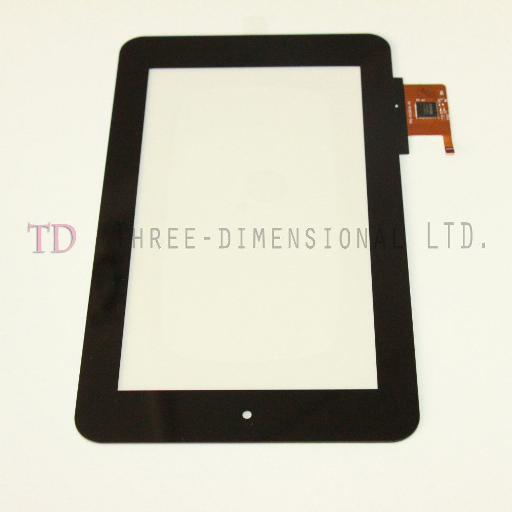 For HP Slate 7 2800 Touch Screen Digitizer Glass Tablet Replacement  Black<br><br>Aliexpress