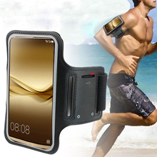 5S 5C 5G 6 6S Plus Dirt-resistant Hand Bag Running Arm Band Leather Case For iphone Mobile Phone Holder Pouch Belt GYM Cover