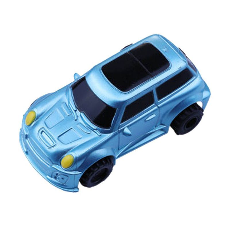 1pcs Mini Magic Pen Inductive Toy Car Model Series Puzzle Follow Any Line You Draw Toys For Children Boys Kids Birthday Gift 7