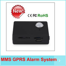 MMS GPRS Alarm System Wireless GSM Monitor SMS Control Autodial Home HouseOffice Burglar Intruder Security Alarm