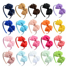 20pcs/lot High Quality Solid Hairbands Princess Hair Accessories boutique tiara Hairband Girl Headband Hair Accessories 674