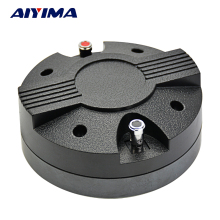 AIYIMA 1Pc Audio Speaker 44 Core 8Ohm 40W Professional Flat Drive Tweeter DIY Treble Drive Titanium Film 44.4MM Speakers