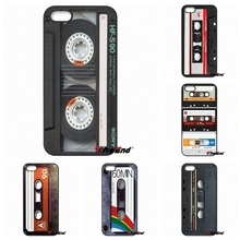 For Sony Xperia X XA XZ M2 M4 M5 C3 C4 C5 T3 E4 E5 Z Z1 Z2 Z3 Z5 Compact Retro Audio Cassette Tape Classical Phone Case Capa