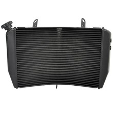 Motorcycle Parts Aluminium Cooling Cooler Radiator For YAMAHA YZFR1 YZF-R1 2004 2005 2006 YZF R1 04 05 06 YZF1000 NEW(China)