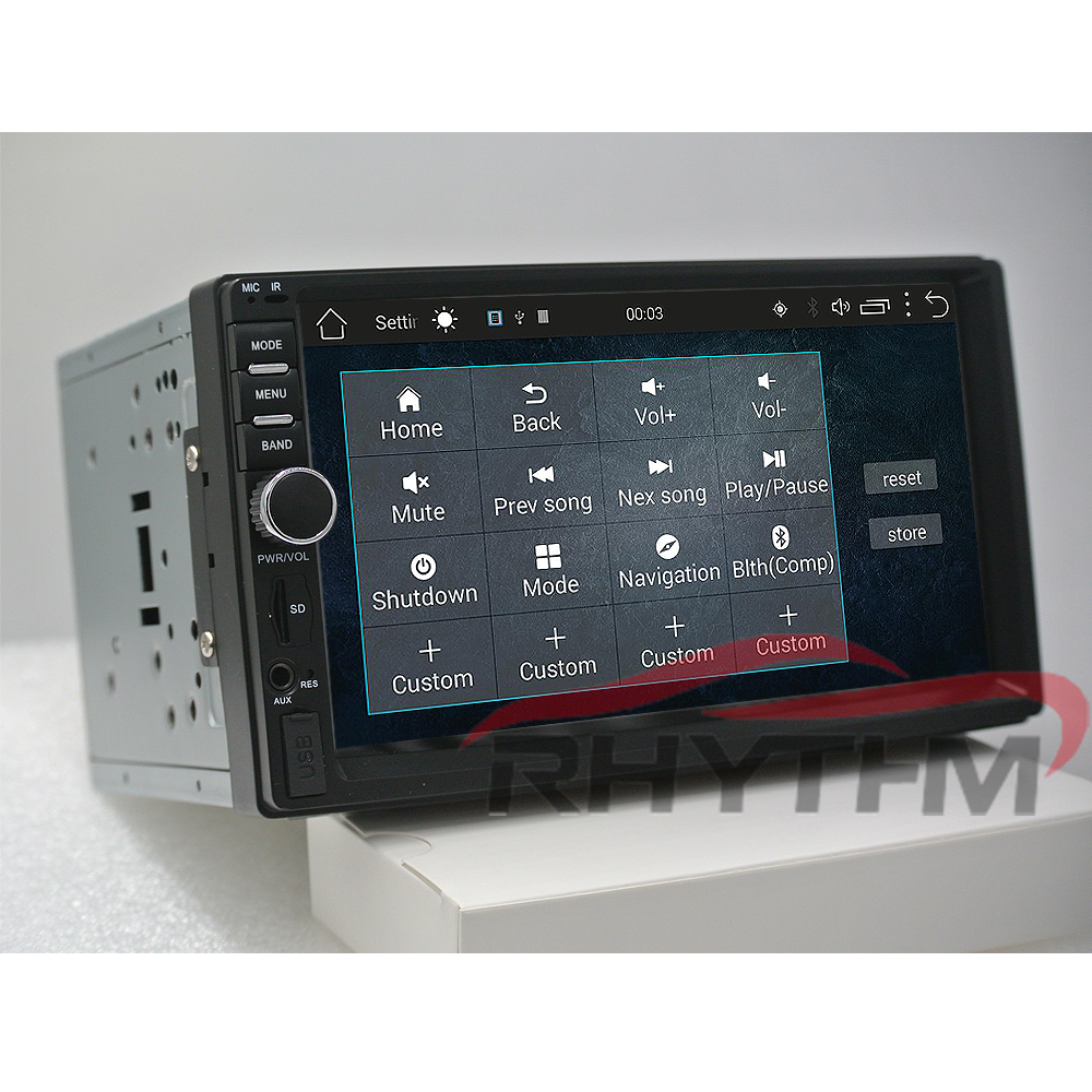 2 din android car radio navigation 11