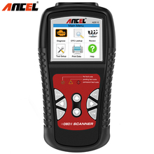 OBD2 OBD Car Diagnostics Auto Scanner Diagnostic-Tool ANCEL AD510 Automotive Fault Code Reader in Russian Diagnostic tool(Hong Kong,China)