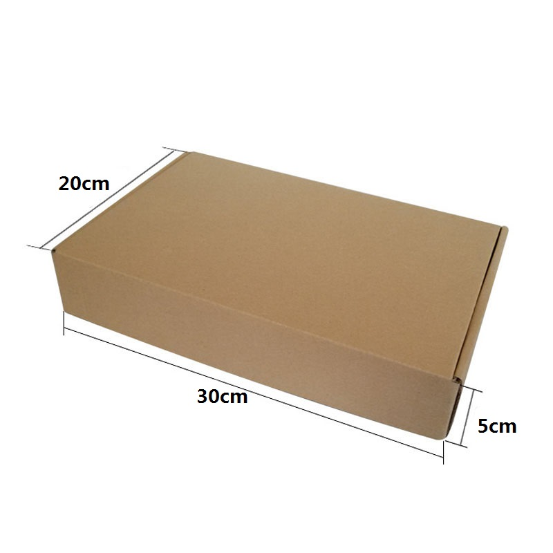 30*20*5CM Packing Boxes [ 100 Piece Lot ] 1