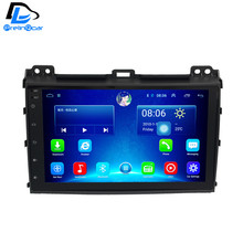 32G ROM android 6.0 car gps multimedia video radio player  in dash for TOYOTA Land Cruiser Prado  navigation stereo