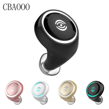 Mini Style Wireless Bluetooth Earphone V4.1 Stealth Earphone Phone Headset Handfree Universal for All Phone PC MAC IPAD