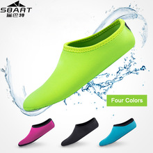 SBART Water Sports 2MM Neoprene Diving Socks Anti Skid Beach Socks Swimming Surfing Shoes for Adult Diving Boots Wetsuit Shoes I(China)