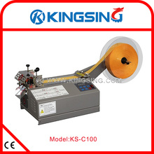 Digital Automatic Plastic Zipper Cutting Machine KS-C100(220V) + Free shipping! by DHL (door to door service)(China)