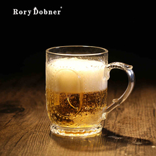 Beer Glass Creative Home Glass Cup Small Fine Brewing Beer Cup Valentine Beer Mug Glass Mugs Glass Pint Small Brewed Beer G404
