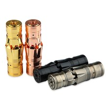 Maraxus Mechanical MOD V1 Transformable Mechanical Box Mod E-cig for 18350/18650/18500/16650 Battery without Battery 7 Colors