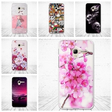 "for Alcatel Pop 3 5.0"" Case Luxury Back Cover Cases for alcatel onetouch pop 3 5015D Soft Silicone Coque Cartoon Case Funda Gel"