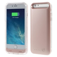 IFANS for iPhone 6s 6 MFI Certified 3100mAh Extended Battery Charger Case with Extra Bumper