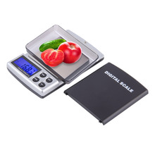 Power off 2000G/0.1 Digital Pocket Scale Jewelry Weight Balance Scale Precision LCD with Optional Backlight Hot Sale 2017