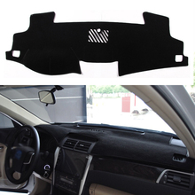 XUKEY FIT FOR 2012 2013 2014 2015 2016 TOYOTA CAMRY DASHBOARD COVER DASHMAT DASH MAT PAD SUN SHADE DASH BOARD COVER CARPET