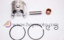 Piston Kit for 2 stoke air cooled engine 47cc or 49cc Pocket Bike ATV Quad Mini bike(China)
