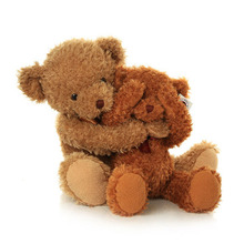 Super Kawaii Cute Lovely Teddy Bear Plush Toys High Quality Stuffed Dolls Wedding Decoration Baby Toy Baby Birthday Gift 70C0071