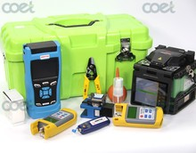 Orientek T37 Fusion Splicer & T303 SM OTDR Optical Fiber Test Equipment