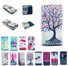 ZTE Blade Velocity/X3/X5/X7/Z7 Leather wallet cellphone case cover skin V2 Lite/V7 Lite Max/V8 Mini - I la phone store