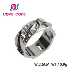China Jewelry Wholesale Peacock Simple Ring Designs Solitaire Engagement Ring Prices