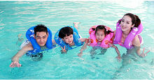 Inflatable Swim Arm Rings Pool Float Children Adult Water Toys Swimming Laps Baby Float Circle Kids Life Vest Swimming Rings(China)