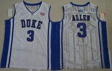 #3 Garyson Allen jersey Duke Blue Devils Throwback Jers Retro Basketball Jersey New Material Top quality embroidery jersey(China)