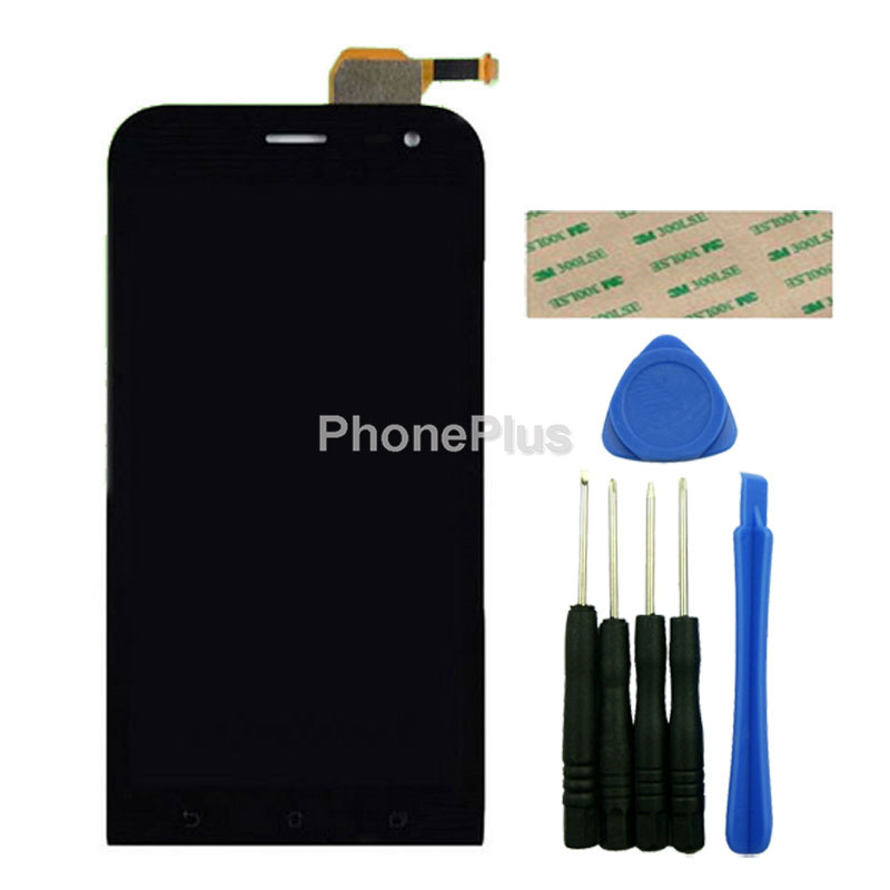 For ASUS Zenfone Zoom ZX551ML Touch Screen Panel Digitizer Glass LCD Display Assembly Repair Part<br><br>Aliexpress