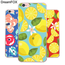 Buy DREAMFOX L443 Flowers Fruit Rose Peony Soft TPU Silicone Case Cover Apple iPhone 8 X 7 6 6S Plus 5 5S SE 5C 4 4S for $1.15 in AliExpress store